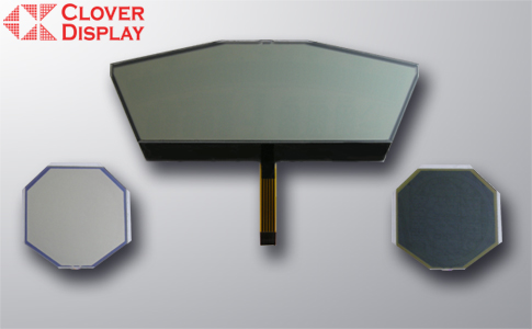 Shaped LCD